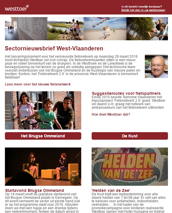 Sectornieuwsbrief Preview